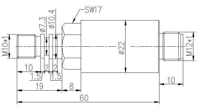 pts406压力传感器-应变式